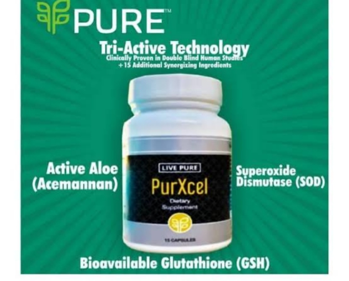 Live Pure Purxcel