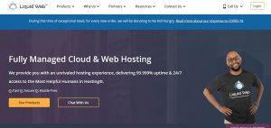 Liquid web hosting sites