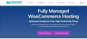 Necess Managed woocommerce hosting